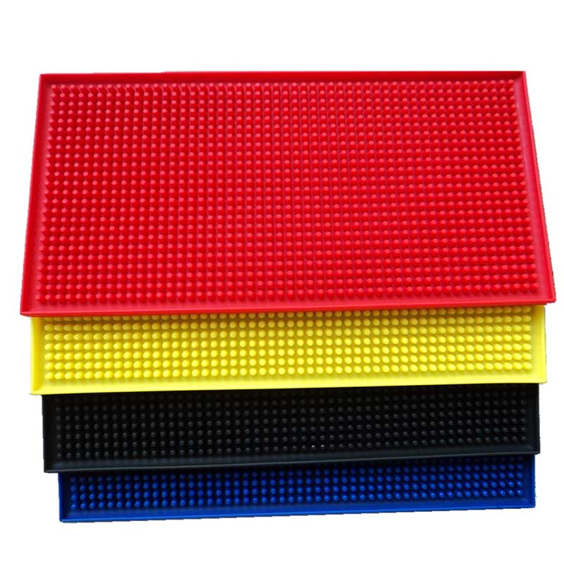 Small Size PVC Bar Mat Without Logo title=