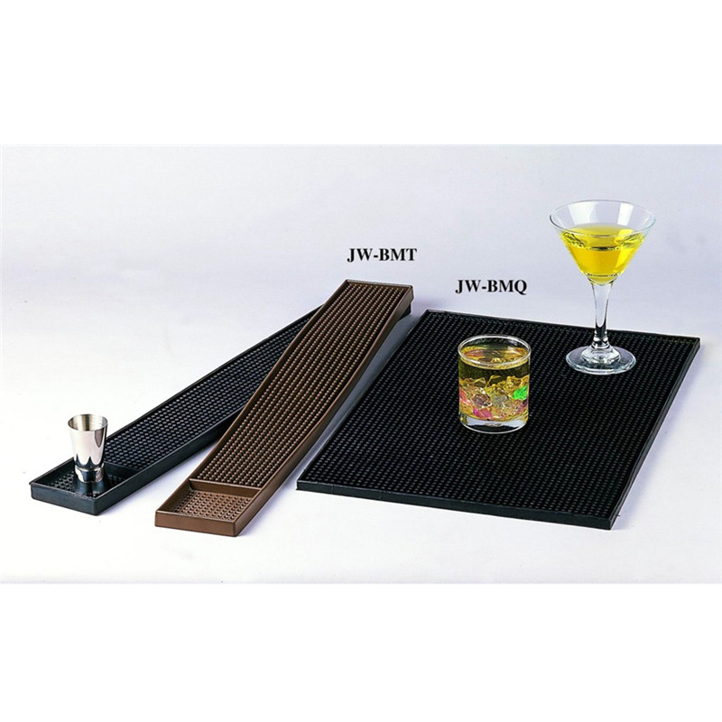 High Quality PVC Rubber Counter Mat Without Logo