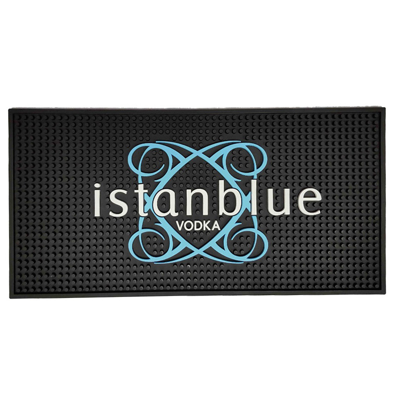 Environmental Custom Logo Wide Bar Mat