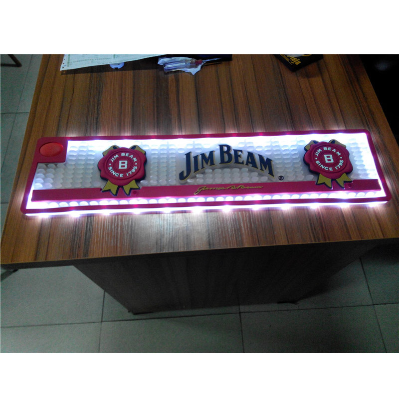 New Fashion Soft Plastic LED Bar Mat