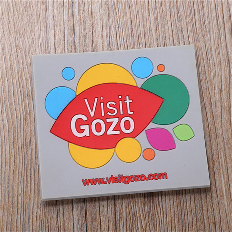 Factory Price Table Decoration Silicone Cup Mat