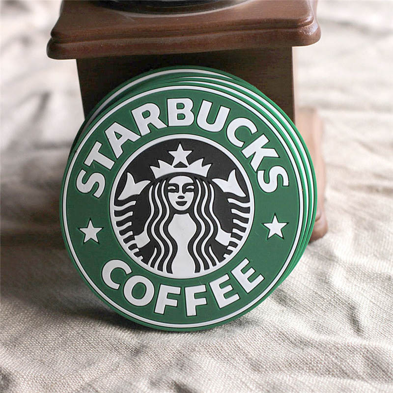 Eco-friendly New Design Coffee Cup Mats