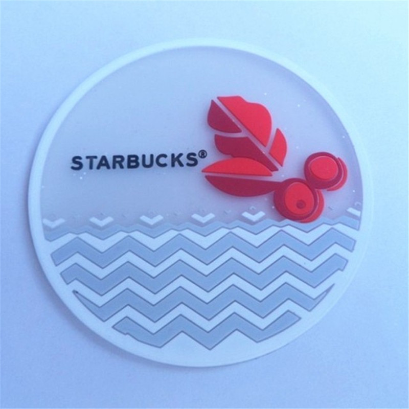 Custom Logo Cup Coaster For Advertisement