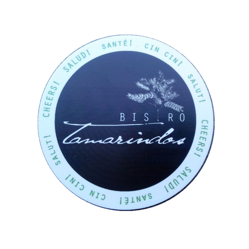 Promotional Hot New Full Color Printing Coaster