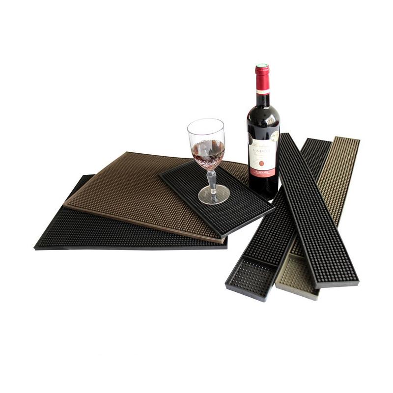Black Bar Mat