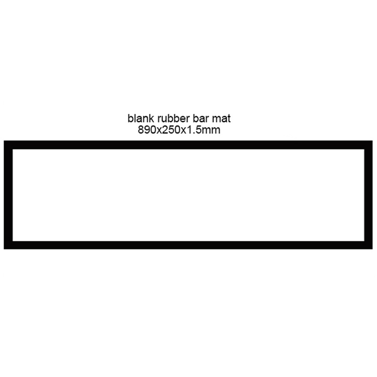 Blank Bar Runner title=