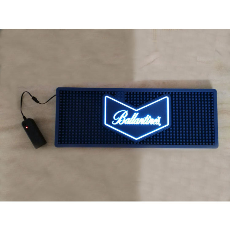 Light Up Bar Mats