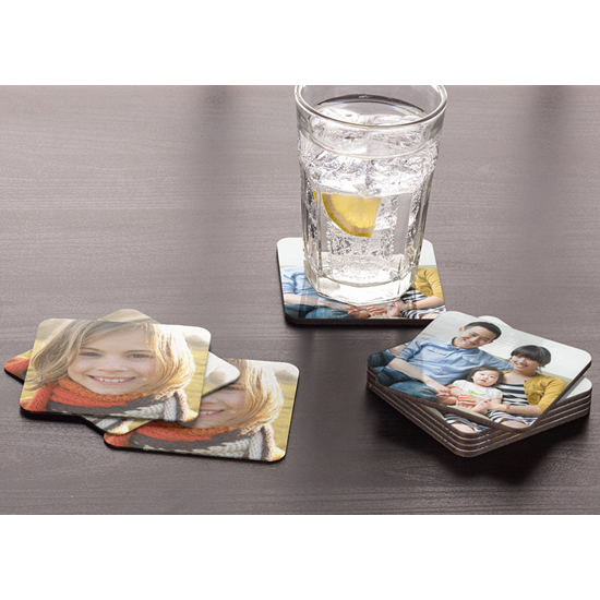 Photo Drink Coasters