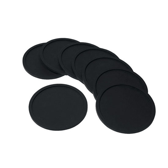 Black Drink Coasters