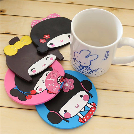 Comic Coasters & Outdoor Drink Coasters