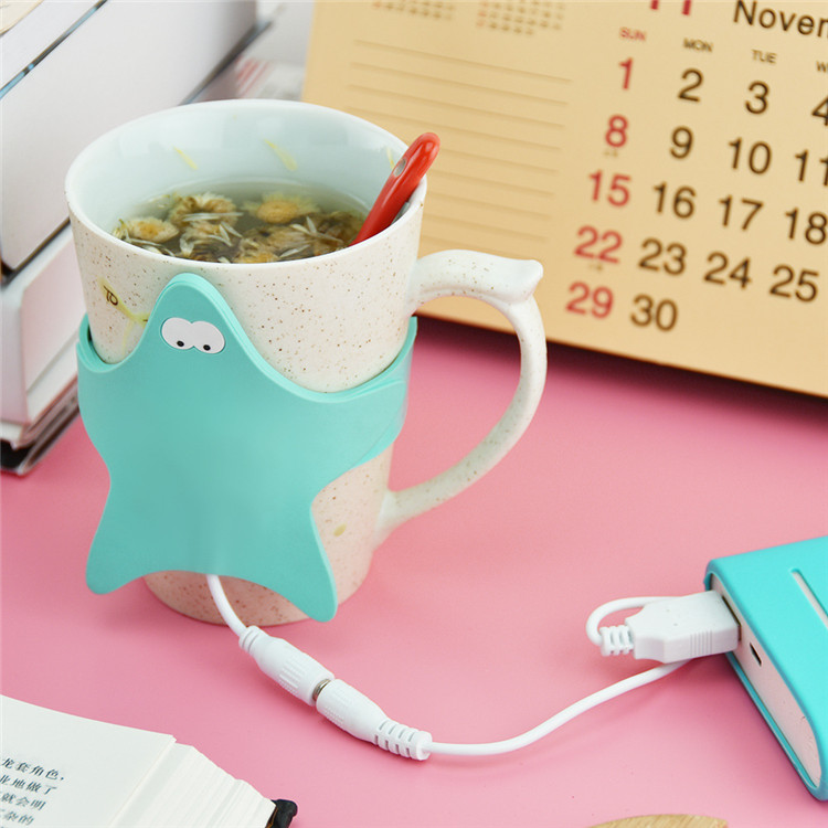 Starfish USB Cup Warmer title=