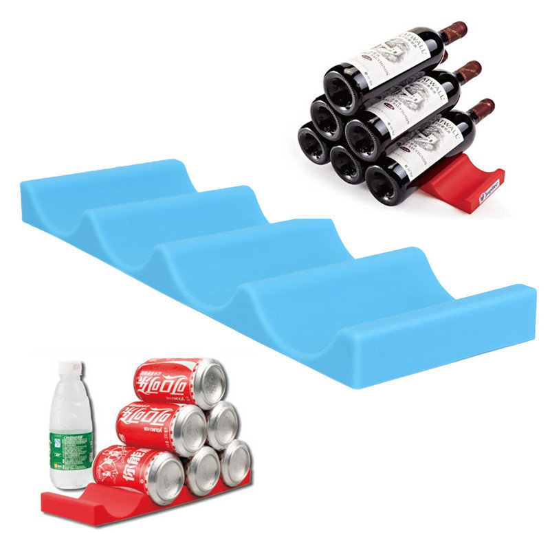 Silicone Beer Bottle Racks
