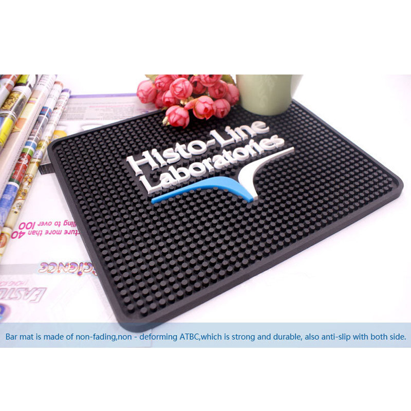 Newest Hot Saling PVC Beer Mat