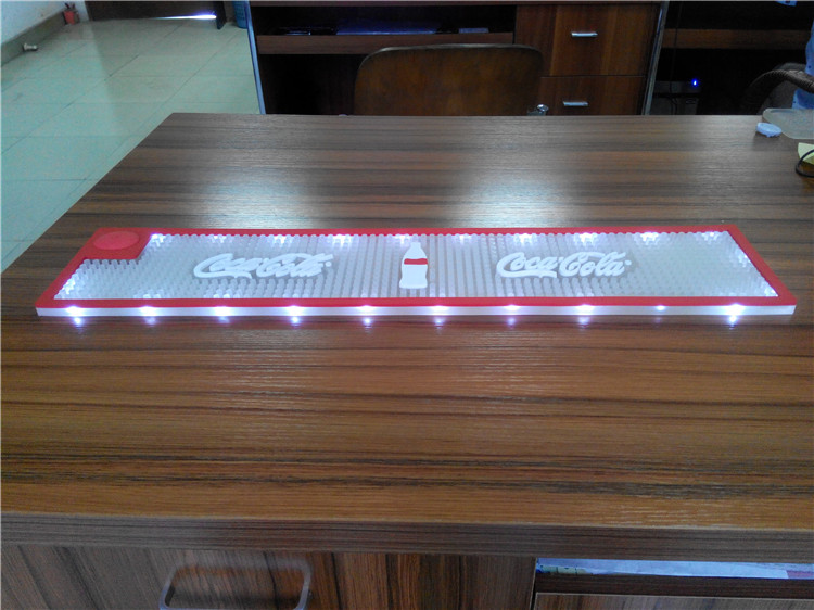 led bar mat 2