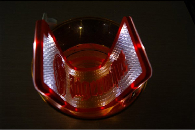 LED Beer Mat