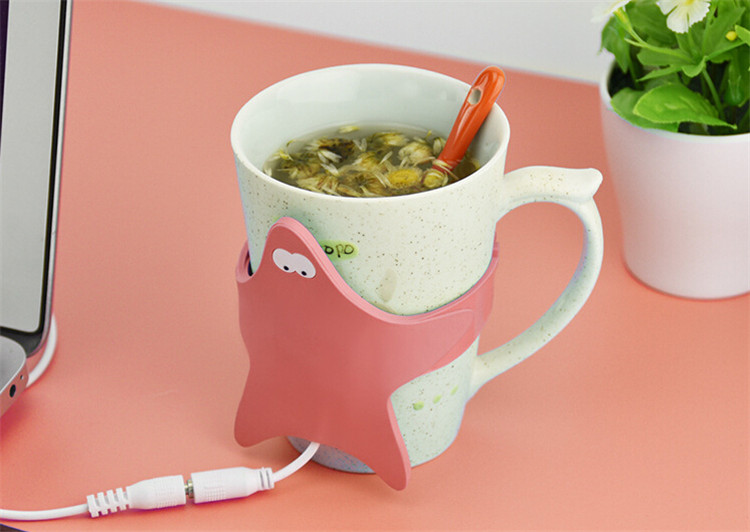 Starfish USB Cup Warmer 1