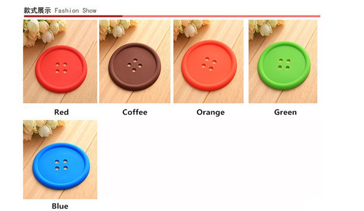 Button Coasters 1