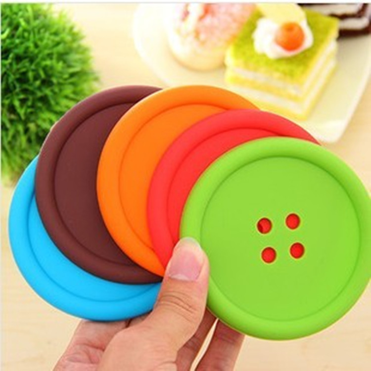 Button Coasters 4